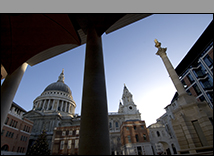 Paternoster Square / St Pauls, London
