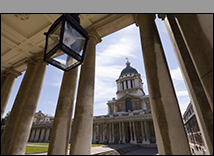 The Old Royal Naval College, Greenwich