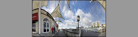 Sky Sails, Brighton Seafront